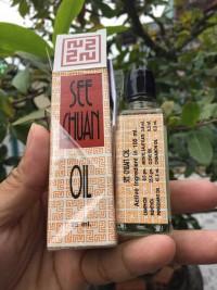 Dầu gió See chuan oil 25ml Thái Lan