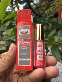 Dầu lăn Diamond Brand oil Thái Lan