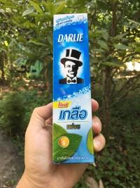 Kem đánh răng darlie salt 140g Thái Lan