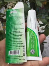 Tuýp tẩy trắng răng Herbal Clove Toothpaste Thái Lan