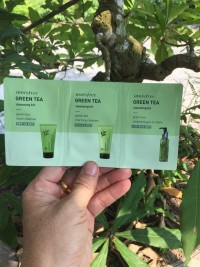 Green tea cleansing kit