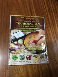 Thảo dược ngâm chân thải độc Thái Lan