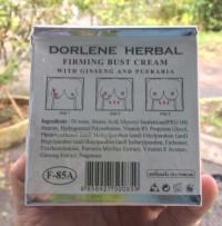Kem thoa nâng nở ngực Dorlene Herbal Thái Lan