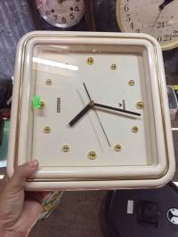 Đồng hồ treo tường citizen mã ĐH25