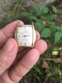 Đồng hồ lên dây nữ Seiko Front