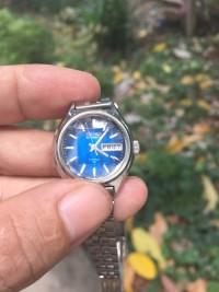 Đồng hồ tự động Seiko nữ 2206-0510