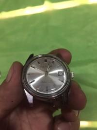 Đồng hồ lên dây Seiko sportsman 17 jewels