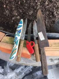 Bộ dụng cụ dao Nhật