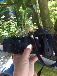 Thân máy cơ ống kính minolta 101si