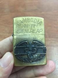Zippo Siem Reap