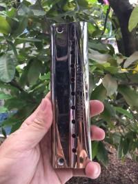 Kèn harmonica saka phone
