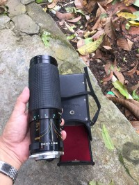 Ống kính Tamron SP 60-300 mm